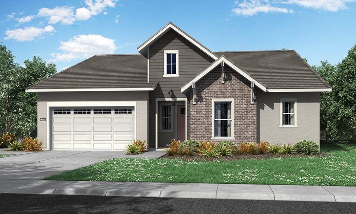 Residence 2766 | Elevation D