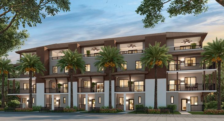 4-Story Townhomes