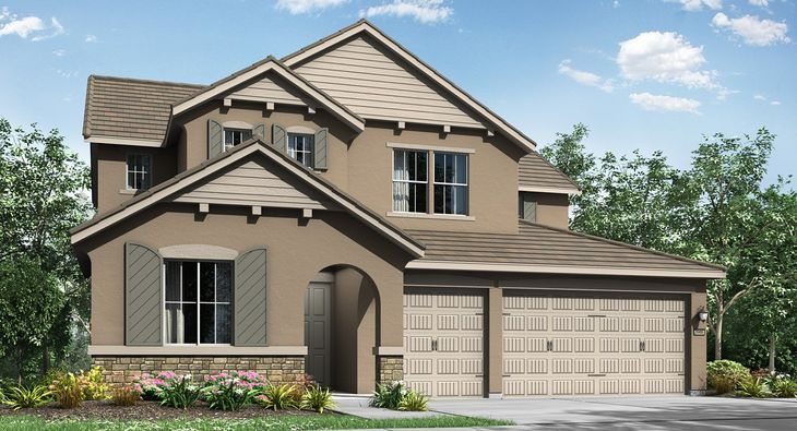 Residence 2689 | Elevation C