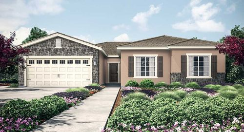 Windmills Cambridge Collection By Lennar In Visalia California