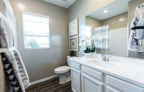 Bathroom-in-Pioneer Home Next Gen-at-Remington-in-Henderson