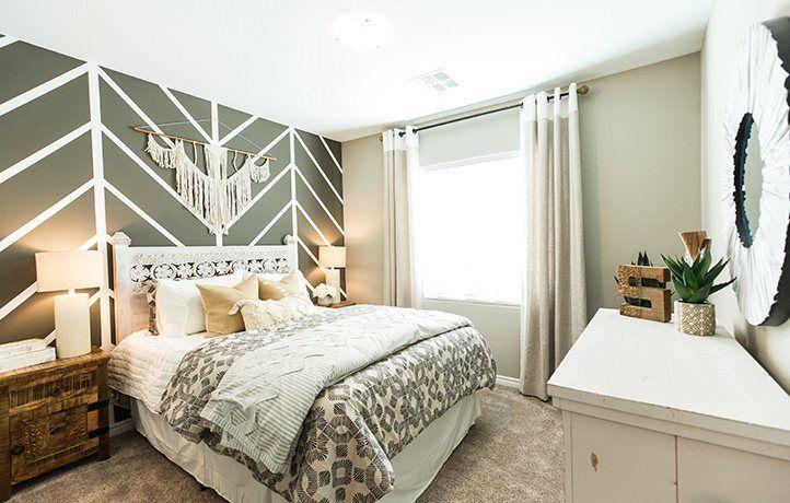 Bedroom-in-Pioneer Home Next Gen-at-Remington-in-Henderson