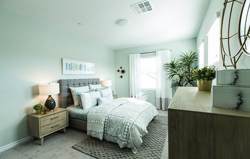 Bedroom-in-Liberty Home Next Gen-at-Remington-in-Henderson