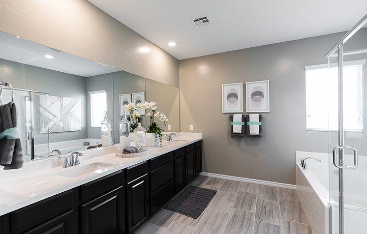 Bathroom-in-Liberty Home Next Gen-at-Remington-in-Henderson