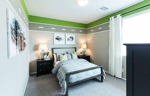 Bedroom-in-Elis-at-Davyn Ridge-in-North Las Vegas