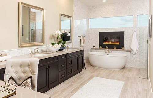 Bathroom-in-Residence Four-at-Griffin Ranch - Encore-in-La Quinta
