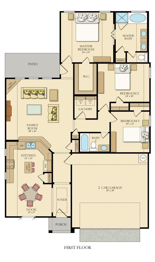 Cantera 3713 furnished