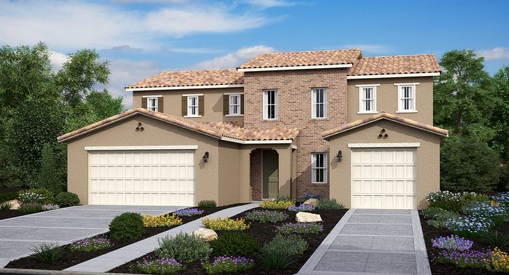 Residence 3226 | Elevation A