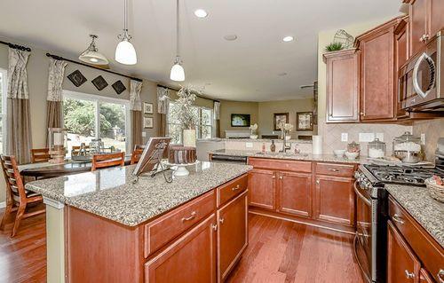 Kitchen-in-Durham-at-Eden Park - Enclave-in-Mooresville