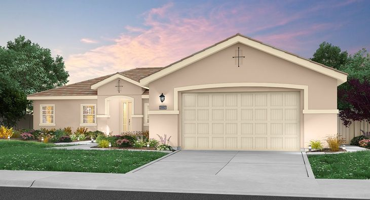 Residence 2062 | Elevation A