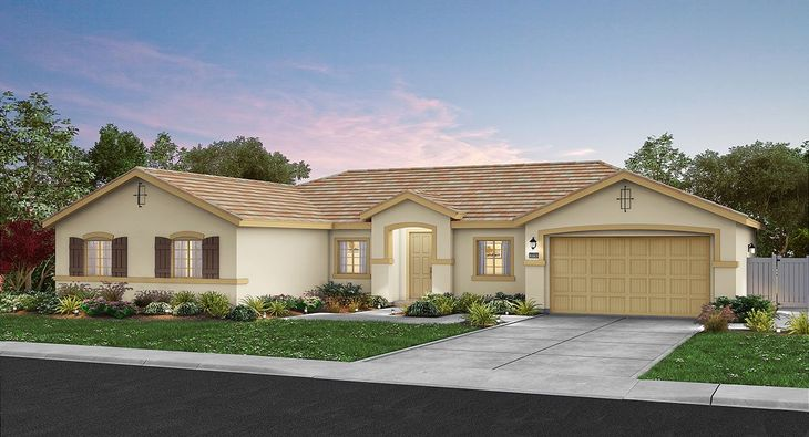 Residence 2318 | Elevation A