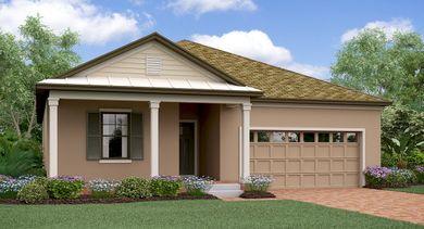 Morningtide Southern Hills Cottages Brooksville Florida Lennar