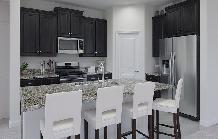 Kitchen-in-Morningtide-at-Southern Hills - Southern Hills Cottages-in-Brooksville