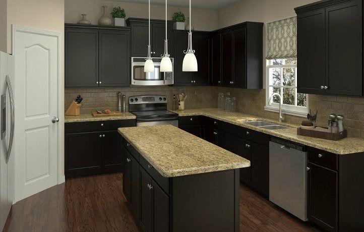 Kitchen-in-Elisha-at-Byers Creek - Legends-in-Mooresville