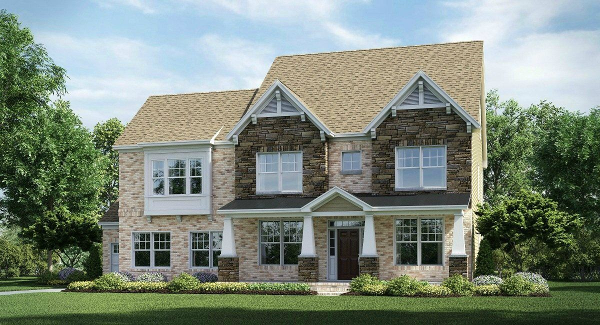 Oak Grove Estates In Waxhaw Nc New Homes Amp Floor Plans