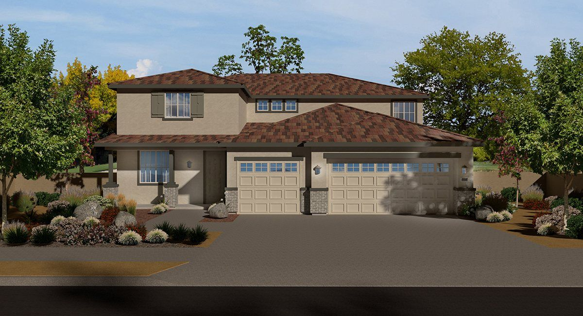 Shady Trails Laurel Oak In Fontana Ca New Homes