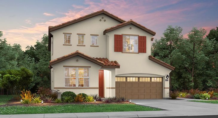Residence 2365 | Elevation A