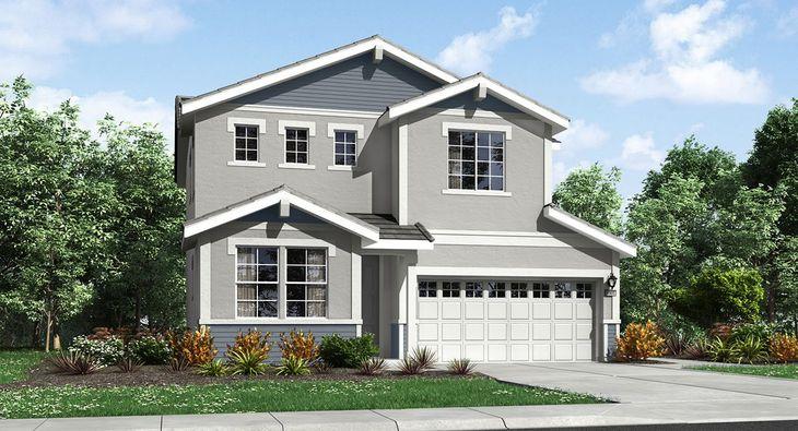 Residence 2365   Elevation C