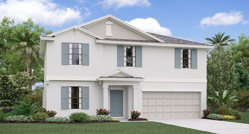Raleigh-Design-at-Cypress Creek - Cypress Creek Estates-in-Ruskin