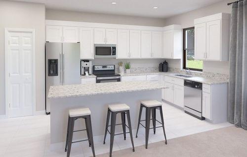 Kitchen-in-Dover-at-Galiano Estates-in-Miami