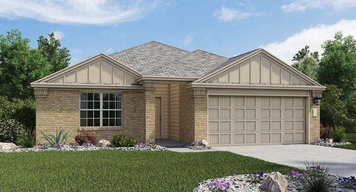 Thomas Plan New Braunfels Texas 78130 Thomas Plan At