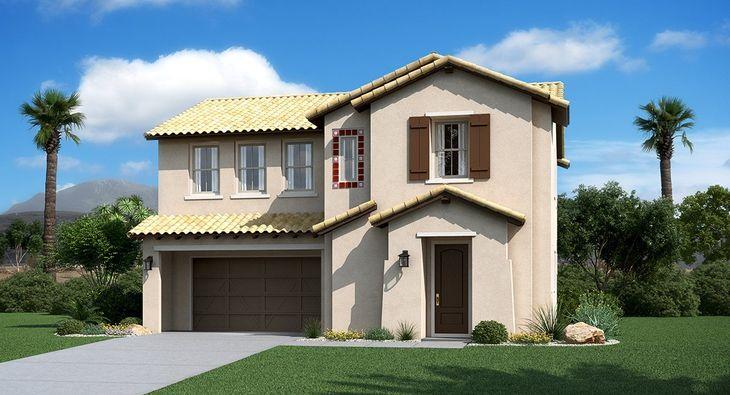 Pomona Plan 1520 B Hacienda