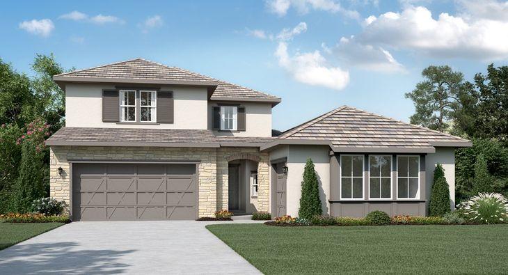 Residence 3809 | Elevation B