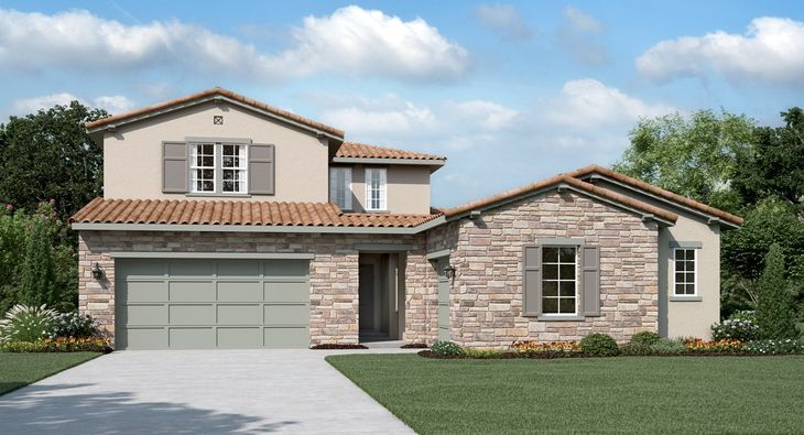 Residence 3809 | Elevation D