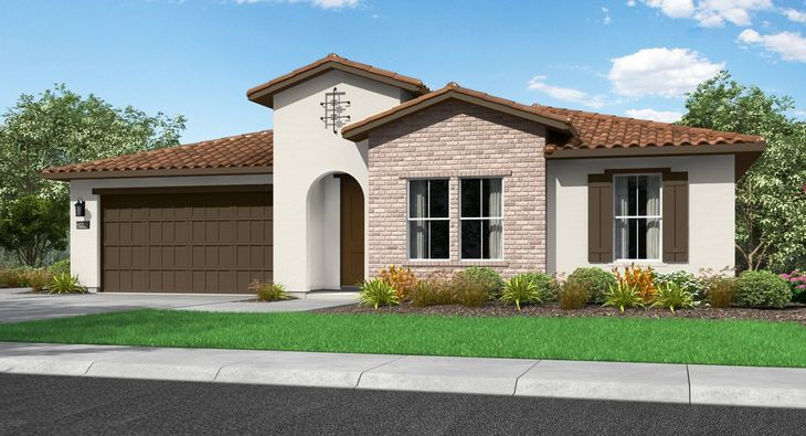 Residence 2662 | Elevation A
