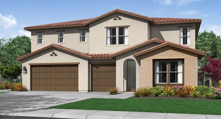 Residence 3411 | Elevation A