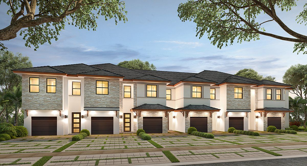 Satori Lotus Collection In Miami Lakes Fl New Homes