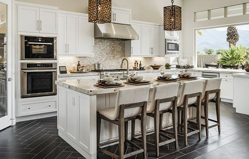 Kitchen-in-Residence Five-at-Griffin Ranch - Prestige-in-La Quinta