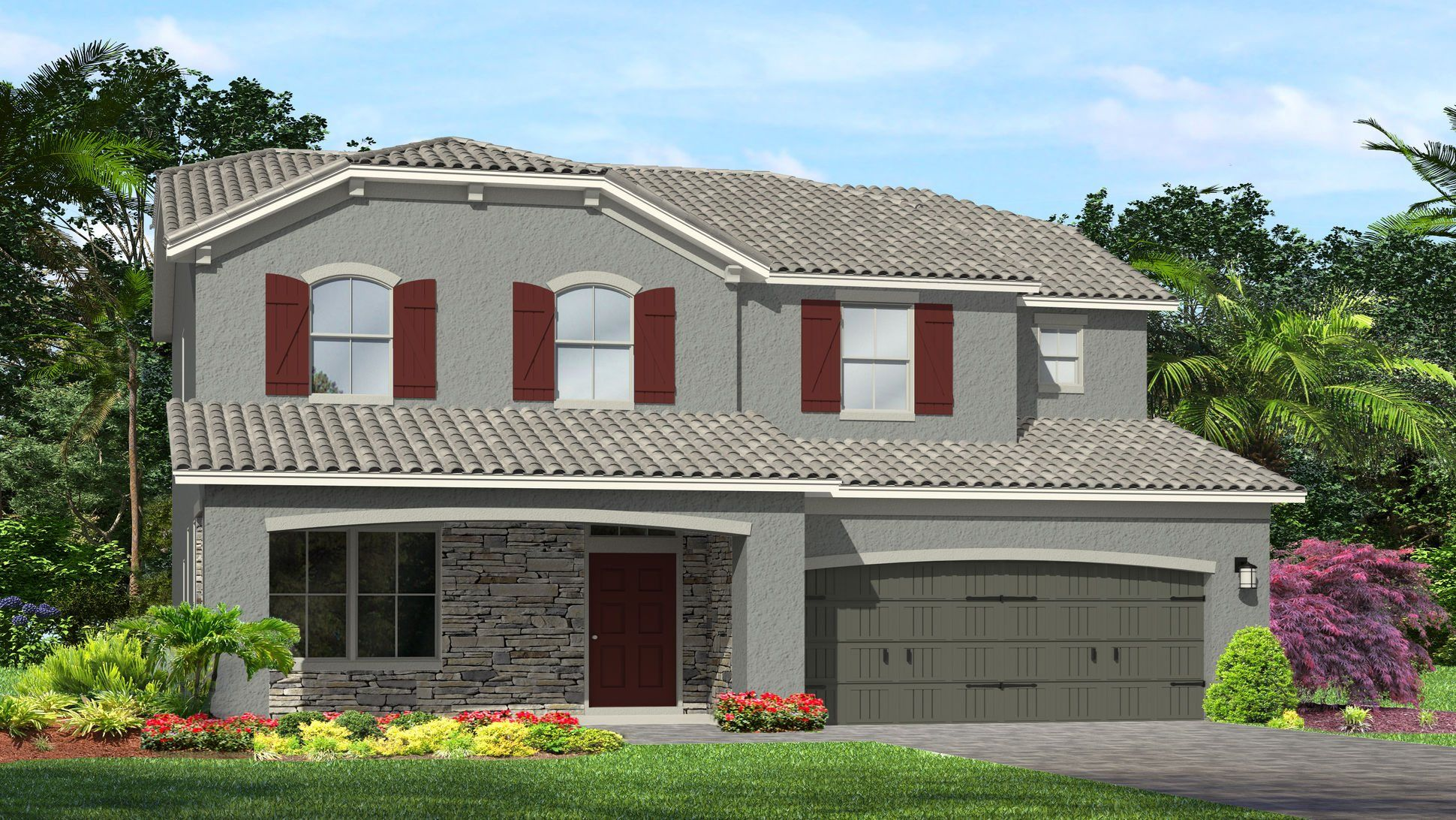 Arbor Grande Executive Homes In Lakewood Ranch Fl New