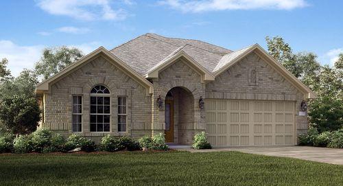 New Homes In Katy Tx 537 Communities Newhomesource