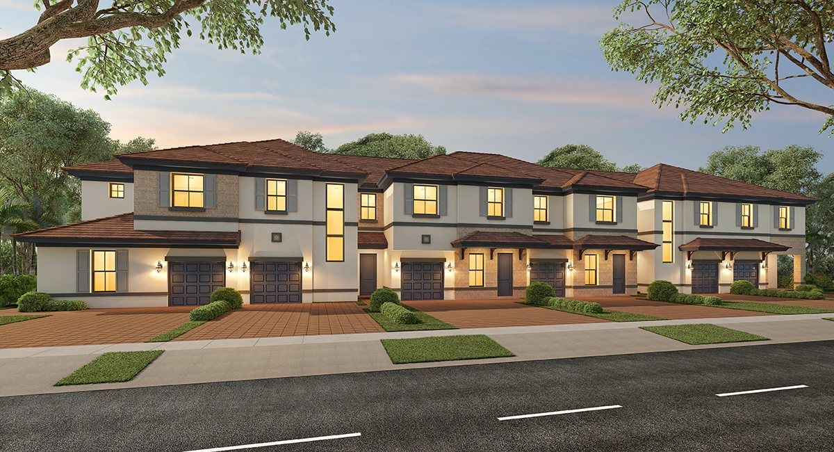 New Condo & Townhome Construction in Tamarac, FL | NewHomeSource