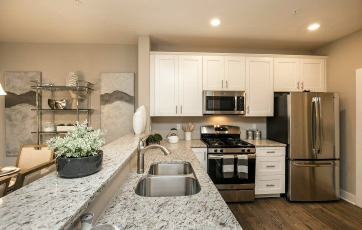 Kitchen-in-BRYCE-at-Monroe Parke - The Lofts at Monroe Parke-in-Monroe