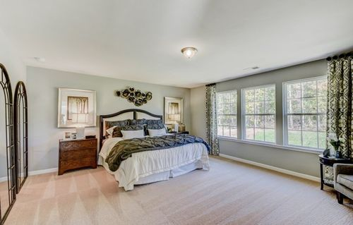 Bedroom-in-Hunter-at-Waterside at the Catawba - Waterside - Legends-in-Fort Mill