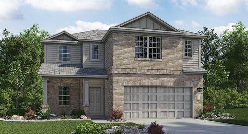 103bdc84cf7e Summerhill by Lennar in San Antonio Texas. homes ...