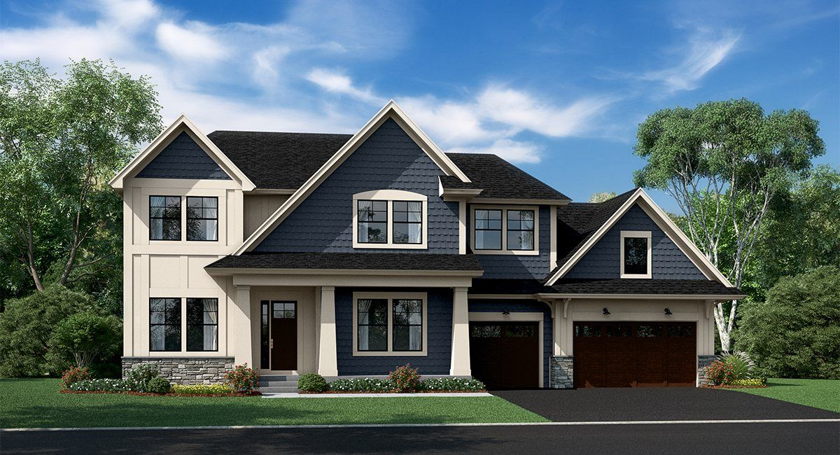 Minnetonka Country Club In Shorewood Mn New Homes