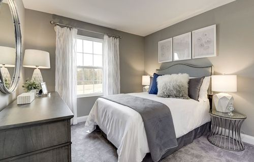 Bedroom-in-Ellicott-at-St. Charles - St. Charles Townhomes-in-White Plains
