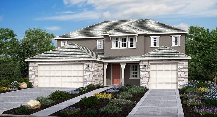 Residence 3226 | Elevation D