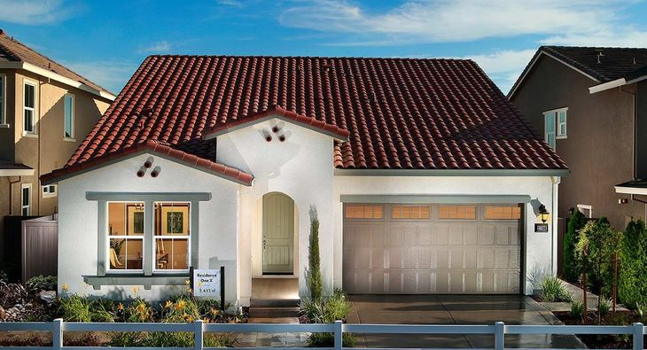 Residence 2572 Plan Rocklin California 95765 Residence