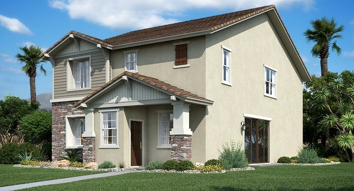 3025 Plan Craftsman Elevation C