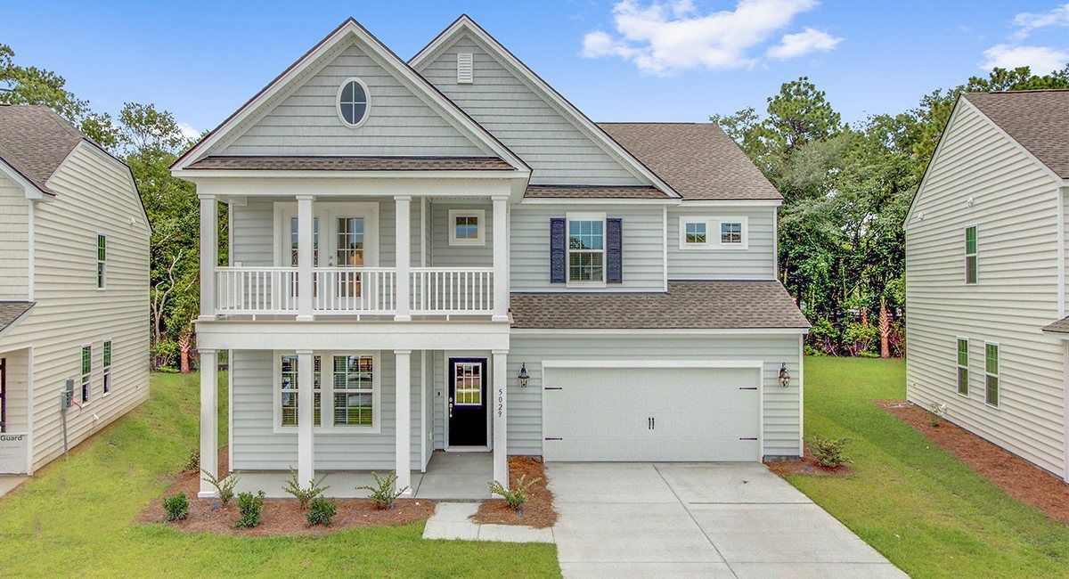 GEORGETOWN-Design-at-Saint John's Lake - Arbor Collection-in-Johns Island