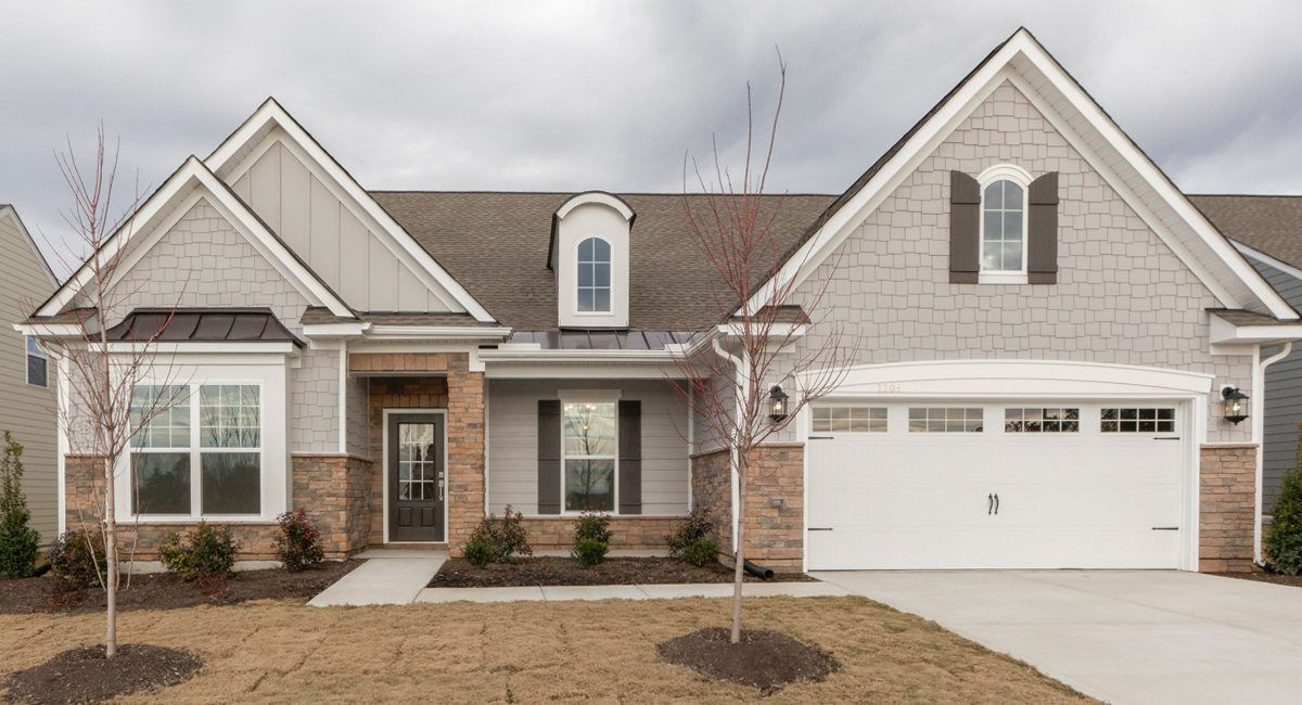 Fendol Farms Manors Collection In Durham Nc New Homes