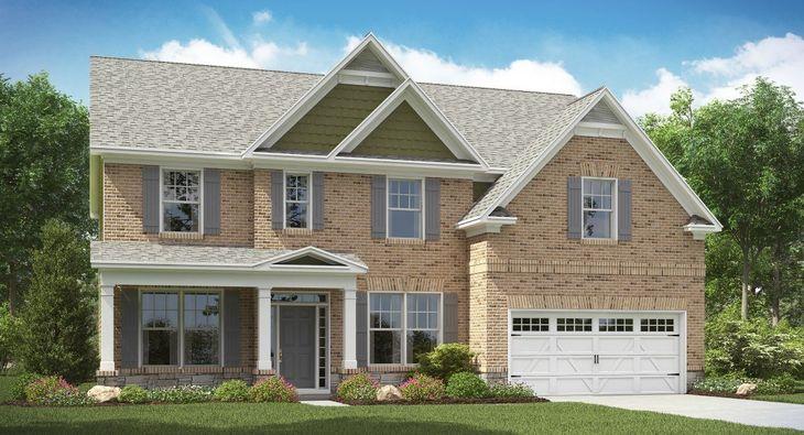 Siena At Bella Casa In Apex, NC, New Homes & Floor Plans