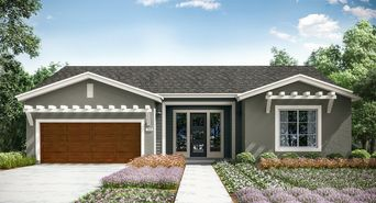 Moraga Chateau And Skye Series In Merced Ca New Homes