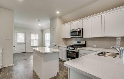 Kitchen-in-Emerald-at-Hillstone Pointe 40s & 50s-in-Little Elm