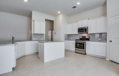 Kitchen-in-Bluebonnet-at-Hillstone Pointe 40s & 50s-in-Little Elm