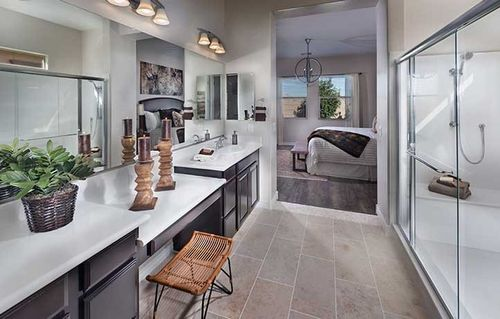 Bathroom-in-Residence Fourteen-at-Heritage at Cadence - Chorus-in-Henderson
